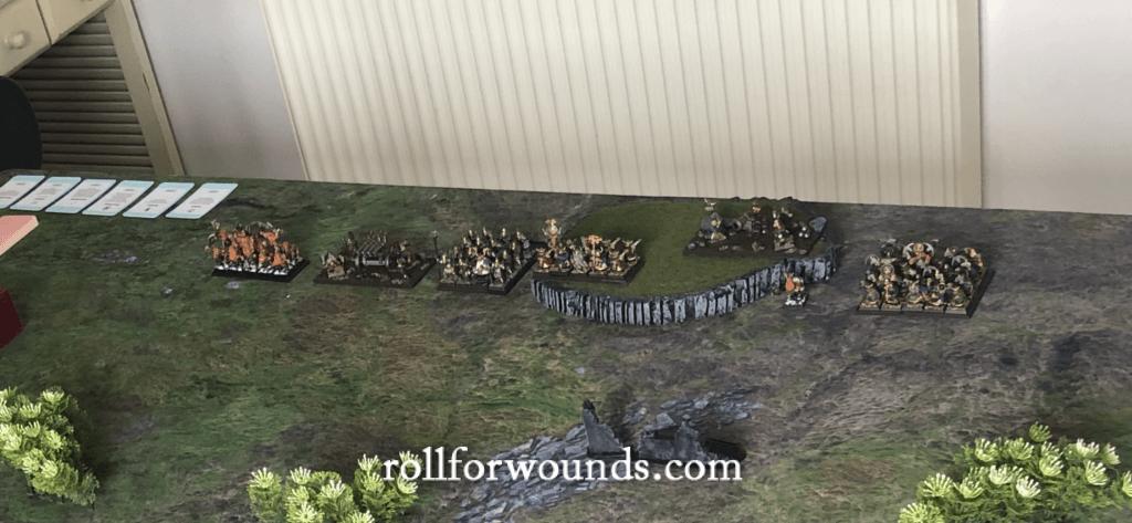 Dwarf Army for Warhammer Fantasy